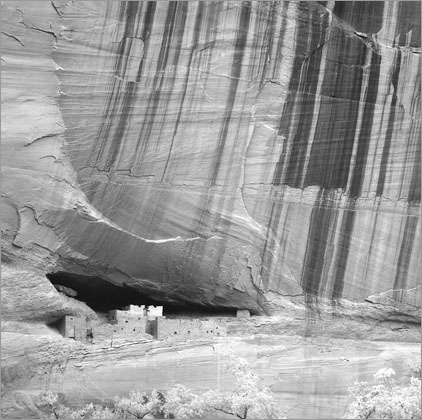 Anasazi Ruins, Canyon de Chelly
