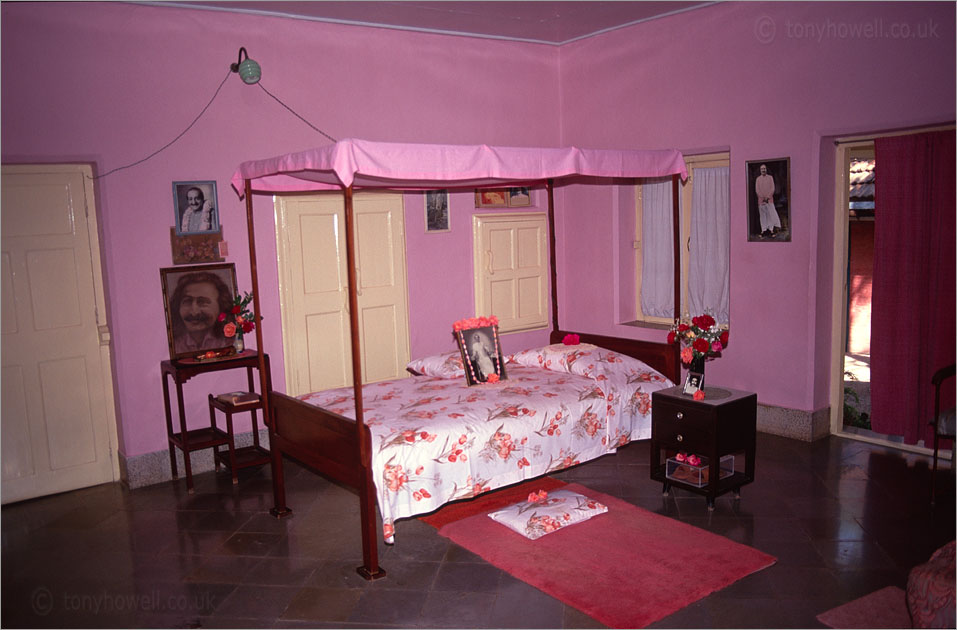 Beloved Babas Bedroom