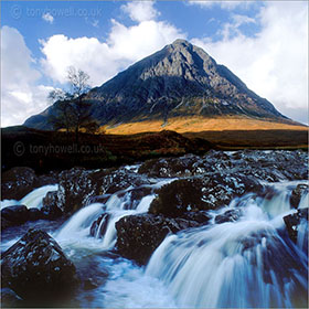 Photographs of Scotland - Buachille Etive Mor