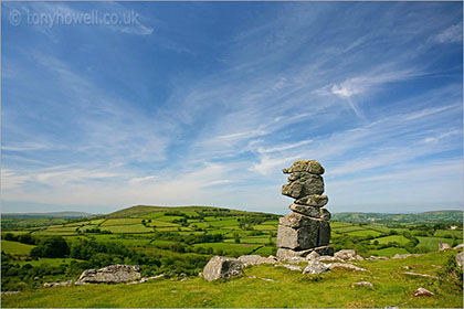 Bowermans Nose, Dartmoor