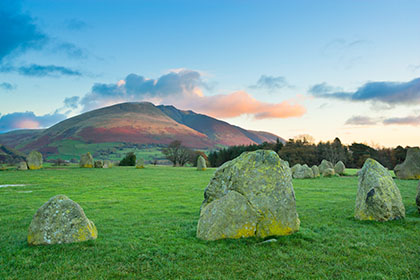 Castlerigg Stone Circle, Dawn
