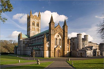 Buckfast Abbey
