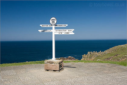 Lands End, Cornwall