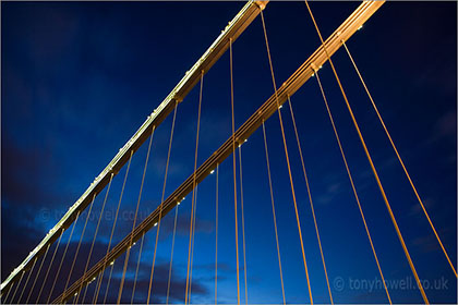 Structure, Clifton Suspension Bridge