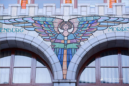 Art Nouveau Angel