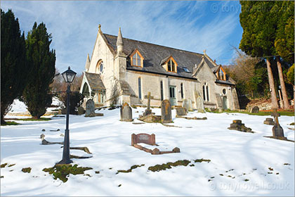 Old Chapel, Slad, Cotswolds