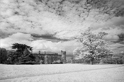 Lacock Abbey (Infrared)