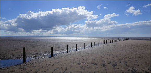 Groynes, Berrow beach