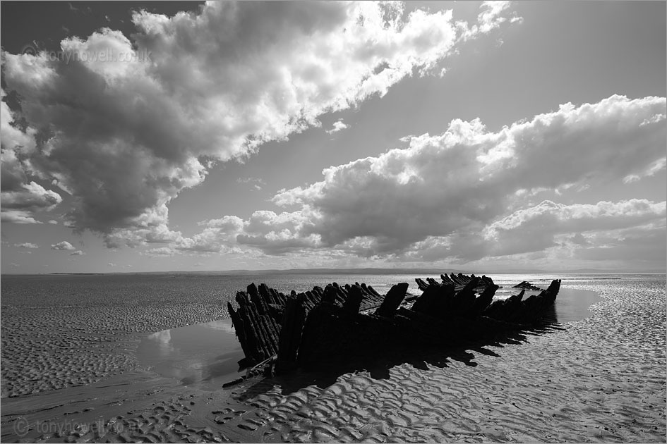 Shipwreck of the SS Nornen
