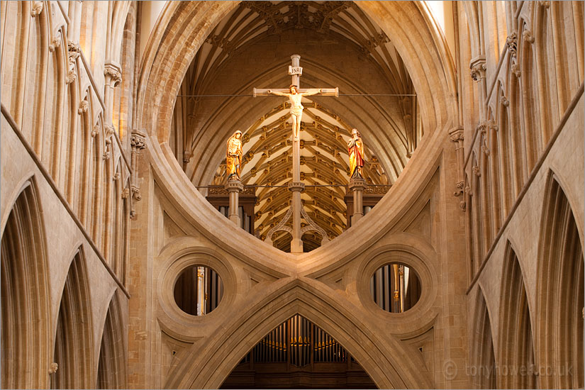 Scissor Arch, Wells Cathedral