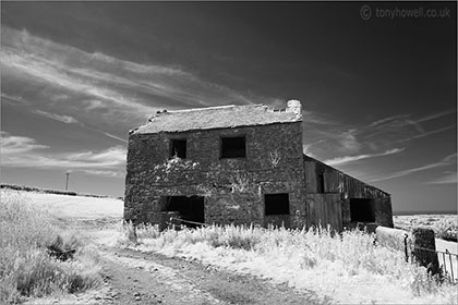 Ruined House (infrared)