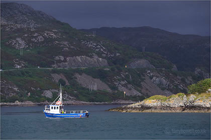 Boat, Kyle of Lochalsh