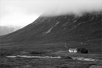Cottage, Glencoe