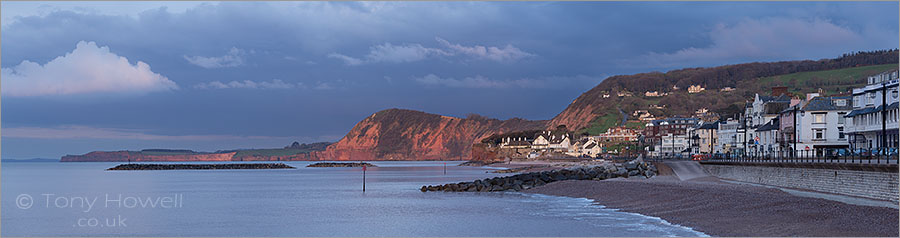 Dawn, Sidmouth, Devon
