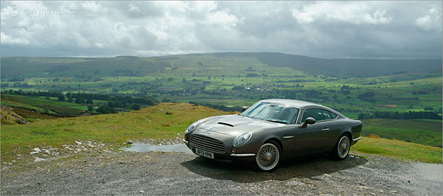 David Brown Speedback GT, Wensleydale