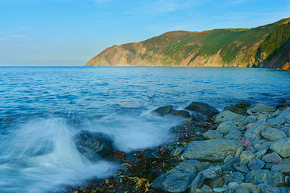 Countisbury Head from Lynmouth
