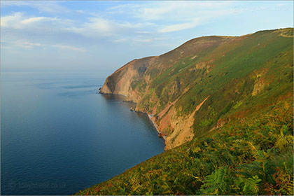Countisbury Head