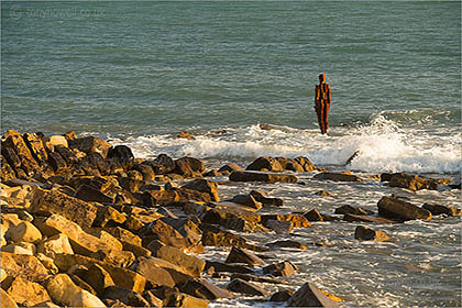 Antony Gormley, Kimmeridge
