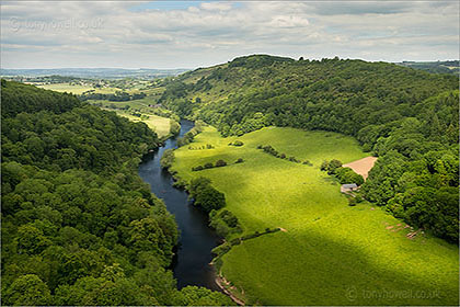 Symonds Yat Rock, River Wye