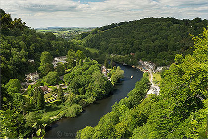 Symonds Yat, River Wye
