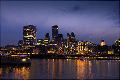 Walkie-Talkie, London