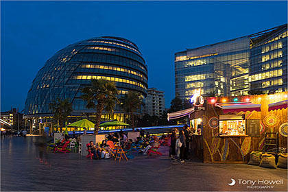 City Hall, South Bank, London