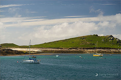 Boats, St-Martins, Isles of Scilly