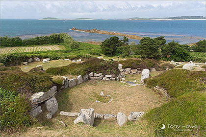 Halangy Village, St Marys, Isles of Scilly