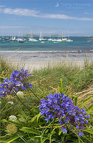 Porthmellon Beach, St Marys, Isles of Scilly