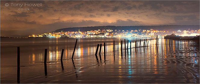 Weston-super-Mare-Beach-Night-AR457