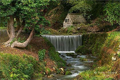 Menacuddle-Holy-Well-Waterfall-St-Austell-Cornwall