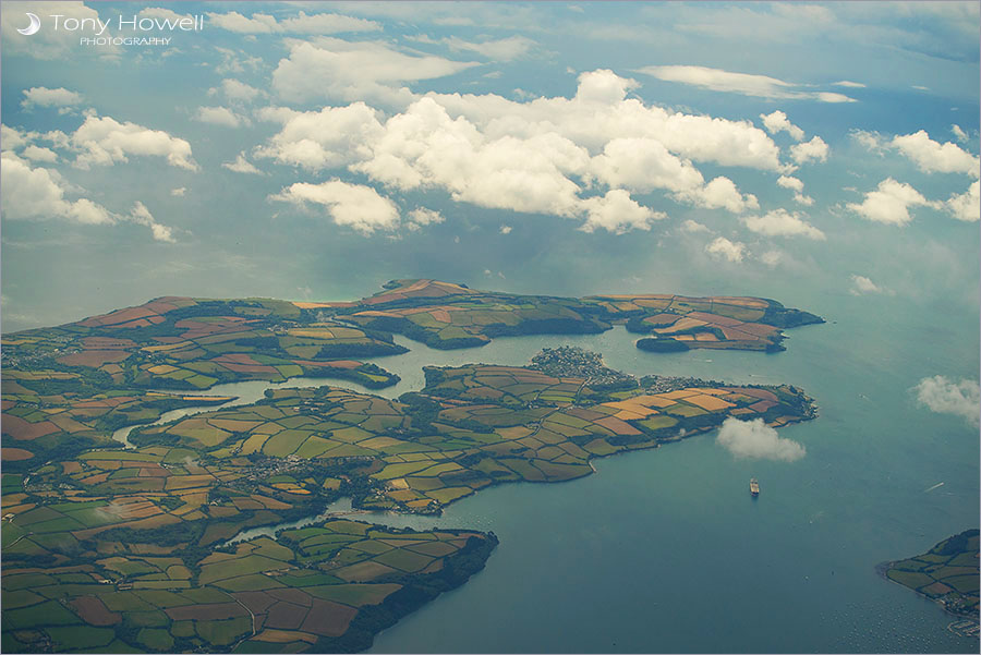 Aerial View, St-Mawes