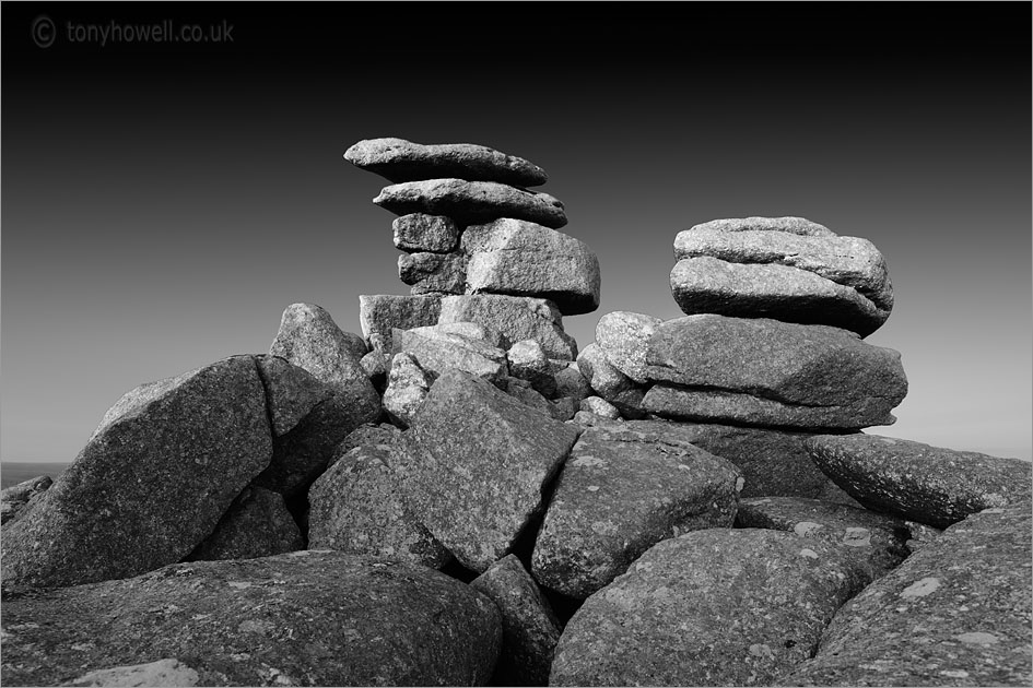 Last Light on Staple Tor