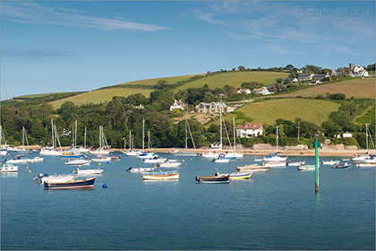 Salcombe, Boats