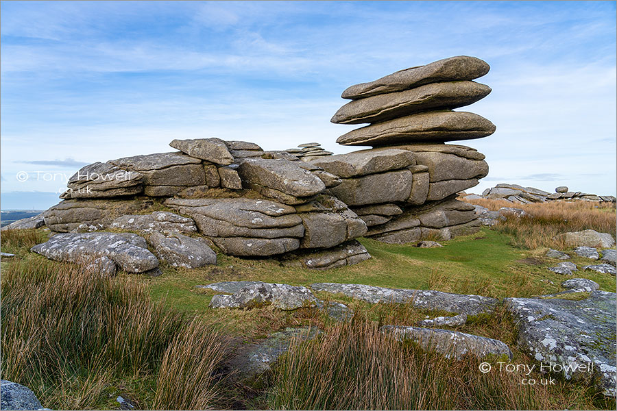 Rough Tor, Bodmin Moor