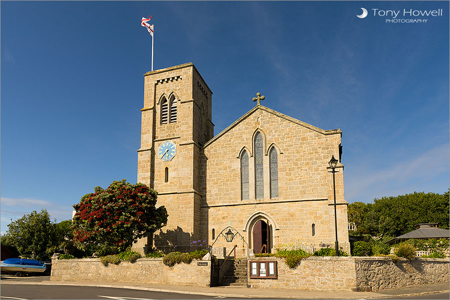 St Marys Church, Isles of Scilly
