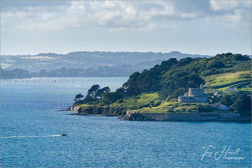 St Mawes Castle, The Roseland