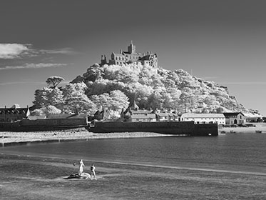 St-Michaels-Mount-Infrared-Cornwall