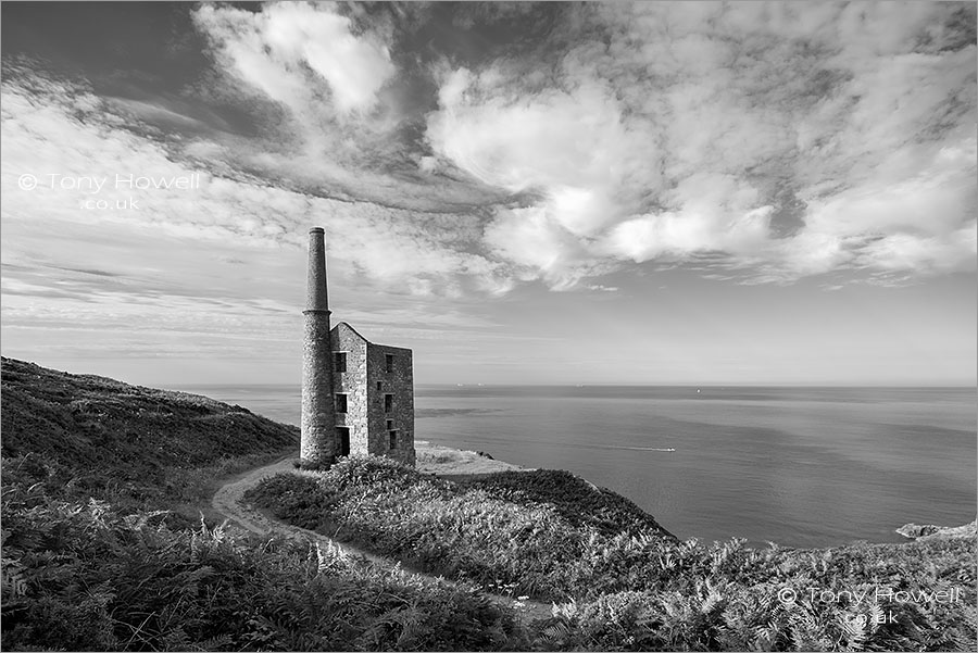 Wheal Prosper, Tin Mine, Rinsey
