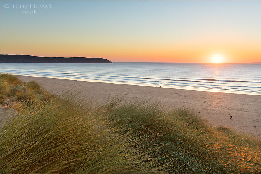 Woolacombe Sunset