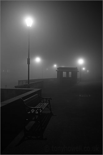 Fog, Night