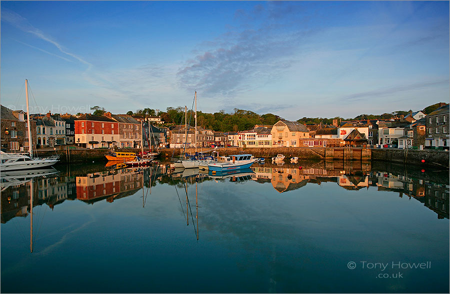 Padstow at Sunrise