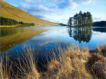Beacons Reservoir, Brecon