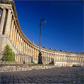The Royal Crescent, Bath